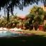 Swimming pool at Ranthambhore Regency
