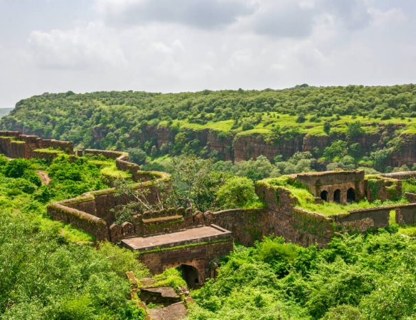 View of Ranthambhore Fort
