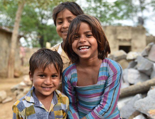 Visit a local school in Ranthambhore
